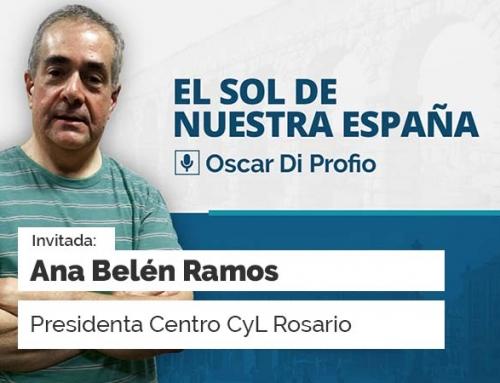 El Sol de nuestra España – con Belén Ramos