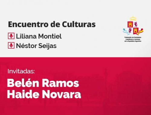Encuentro de Culturas – con Belén Ramos y Haide Novara