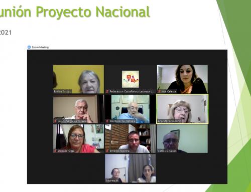 Reunión Proyecto Nacional: Localidades Rafaela, Esperanza, San Justo, Reconquista y La Paz