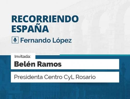 Recorriendo España – con Belén Ramos